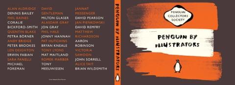 """Penguin By Illustrators"""