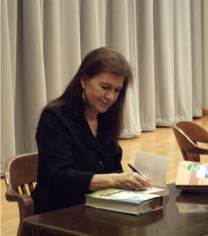 Louise Erdrich at the Kenyon Review Literary Festival