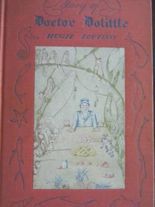 The Story of Doctor Dolittle, first edition, 1920