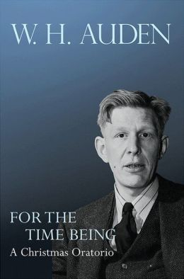 For the Time Being_WH Auden