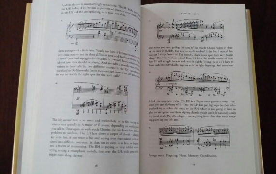 Play It Again interior pages