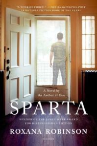 Sparta by Roxana Robinson