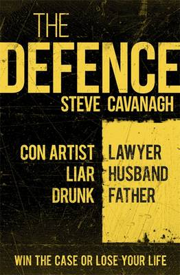 The Defence by Steve Cavanagh