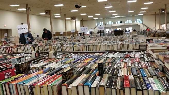 Dayton Book Fair 2015