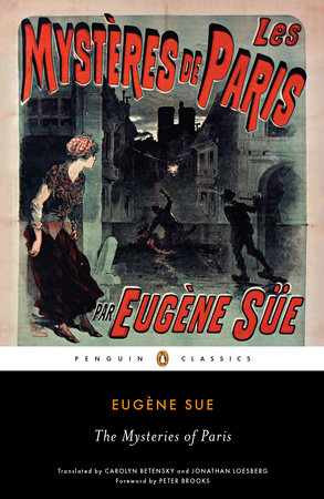 The Mysteries of Paris by Eugene Sue