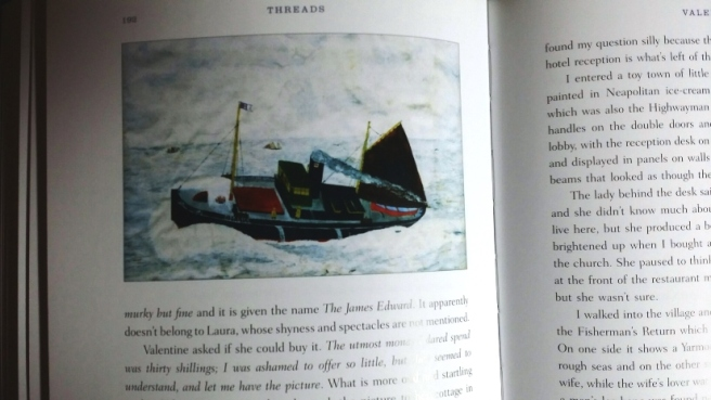 The James Edward as it appears on page 192.