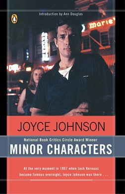 Minor Characters by Joyce Johnson
