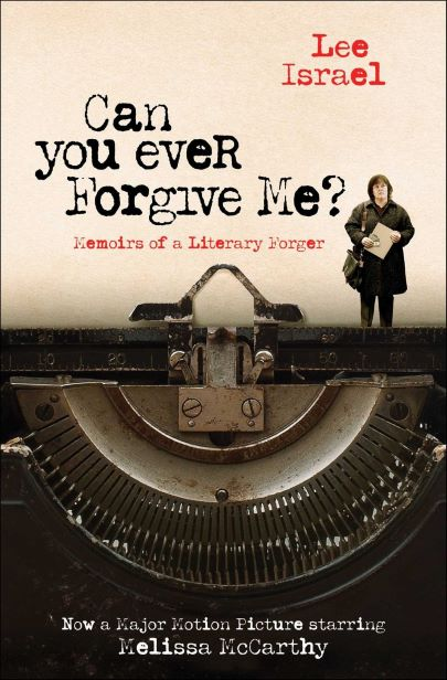 Can You Ever Forgive Me by Lee Israel