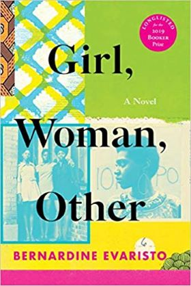 Girl Woman Other by Bernardine Evaristo